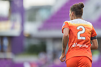 Orlando, FL - Saturday June 24, 2017: Poliana during a regular season National Women's Soccer League (NWSL) match between the Orlando Pride and the Houston Dash at Orlando City Stadium.