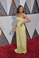 Andra Day at the 88th Academy Awards at the Dolby Theatre, Hollywood.<br /> February 28, 2016  Los Angeles, CA<br /> Picture: Paul Smith / Featureflash