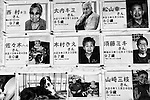 "The photos and names of residents and pets are displayed at a privately run home for the elderly in Yubari City, on the northernmost island of Hokkaido in Japan. ""More than 40 percent of Yubari's fast-diminishing population is made up of elderly pensioners, the highest proportion of elderly citizens in Japan,"" according to the home owner, Takanori Eguchi."