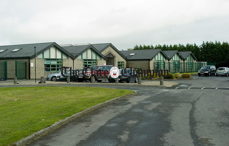St Aidans national school, Shannon. Photograph by John Kelly.