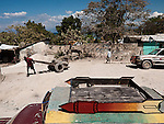 Street scene, Port-au-Prince.