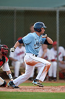 Maine Black Bears outfielder Sam Balzano (41) during a game against the Ball State Cardinals on March 3, 2015 at North Charlotte Regional Park in Port Charlotte, Florida.  Ball State defeated Maine 8-7.  (Mike Janes/Four Seam Images)