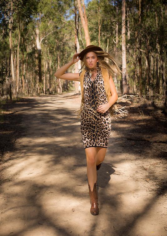 Anja from Mystique Model Management Photoshoot in Whites Hill Reserve, Brisbane, Queensland, Australia, Friday, March 18, 2016.<br /> Photo - @John Pryke Photographer<br /> Styling - Sandra Carvalho stylist<br /> MUA - @Danielle Rusko Makeup Artist