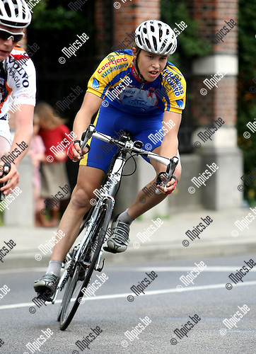 2010-05-01 / wielrennen / seizoen 2010 / Rudy Brosens