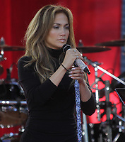 Jennifer Lopez concert on ''Good Morning America'' 6-20-2014<br /> Photo By John Barrett/PHOTOlink.net