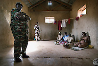 "The director of Rumbek prison watches over female inmates detained for adultery crimes. Local women are frequently accused of adultery, which is illegal, by their husbands and many of them end up incarcerated at Rumbek prison as a result. The jailing of women for ""adultery"" is often linked to dowry and other marital disputes. Occasionally, women committed to arranged marriages themselves attempt to be jailed for adultery crimes in order to provoke their husbands into granting them a divorce."