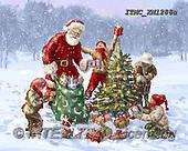 Marcello, CHRISTMAS SANTA, SNOWMAN, WEIHNACHTSMÄNNER, SCHNEEMÄNNER, PAPÁ NOEL, MUÑECOS DE NIEVE, paintings+++++,ITMCXM1288A,#X#