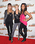 Sharni Vinson,Sasha Jackson and Elizabeth Mathis walks the red carpet at The KIIS FM Wango Tango 2011 held at The Staples Center in Los Angeles, California on May 14,2011                                                                   Copyright 2011  DVS / RockinExposures
