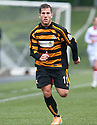 Alloa's Liam Buchanan
