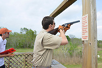 Target for Tourettes at the Greater Houston Gun Club