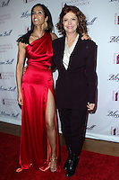 NEW YORK CITY, NY, USA - MARCH 07: Padma Lakshmi, Susan Sarandon at the 6th Annual Blossom Ball Benefiting Endometriosis Foundation Of America held at 583 Park Avenue on March 7, 2014 in New York City, New York, United States. (Photo by Jeffery Duran/Celebrity Monitor)