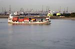 Port of Rotterdam,  Holland