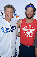 Will Ferrell, Clayton Kershaw<br /> at Clayton Kershaw's Ping Pong 4 Purpose Celebrity Tournament to Benefit Kershaw's Challenge, Dodger Stadium, Los Angeles, CA 08-11-16<br /> David Edwards/MediaPunch