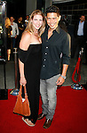 "HOLLYWOOD, CA. - August 05: Anthony Ruivivar and Yvonne Jung arrive at the premiere of ""A Perfect Getaway"" at the Cinerama Dome on August 5, 2009 in Hollywood, California."