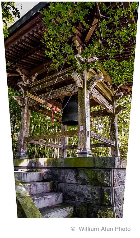 "At Choanji Temple. ""Tougoku Hana no Tera Hyakka Dera"" -  one of the ""100 temples of followers in Kanto area."" Kanto area is the mid-part of Japan around Tokyo. Japan, 2016."