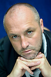 Colum McCann, Irish writer.