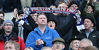 Preston North End fans enjoy their annual Gentry Day <br /> <br /> Photographer Stephen White/CameraSport<br /> <br /> The EFL Sky Bet Championship - West Bromwich Albion v Preston North End - Saturday 13th April 2019 - The Hawthorns - West Bromwich<br /> <br /> World Copyright © 2019 CameraSport. All rights reserved. 43 Linden Ave. Countesthorpe. Leicester. England. LE8 5PG - Tel: +44 (0) 116 277 4147 - admin@camerasport.com - www.camerasport.comPreston North End fans enjoy their annual Gentry Day