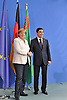 august 29-16,Turkmenistan`s President Gurbanguly Berdimukhamedov joint news conference with German C