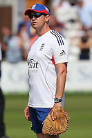 England head coach Andy Flower - Essex CCC vs England - LV Challenge Match at the Essex County Ground, Chelmsford - 30/06/13 - MANDATORY CREDIT: Gavin Ellis/TGSPHOTO - Self billing applies where appropriate - 0845 094 6026 - contact@tgsphoto.co.uk - NO UNPAID USE