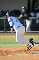 Mike Cavasinni  (Center Fielder) North Carolina Tar Heels (Photo by Tony Farlow/Four Seam Images)