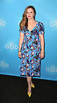 Amber Tamblyn attends the Broadway Opening Night of 'An Act of God'  at Studio 54 on May 28, 2015 in New York City.