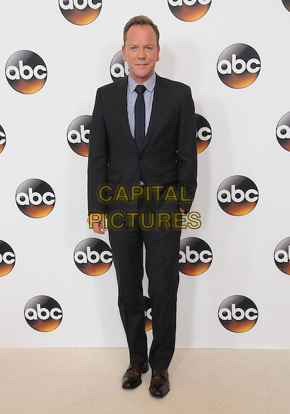 04 August 2016 - Beverly Hills, California. Kiefer Sutherland. 2016 Disney ABC TCA Summer Press Tour held at the Beverly Hilton Hotel. <br /> CAP/ADM/BT<br /> &copy;BT/ADM/Capital Pictures