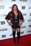 Sandra 'Pepa' Denton at WE TV's Growing Up Hip Hop Premiere Party Held at Haus
