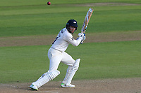 Johnny Bairstow in batting action for Yorkshire during Essex CCC vs Yorkshire CCC, Specsavers County Championship Division 1 Cricket at The Cloudfm County Ground on 4th May 2018