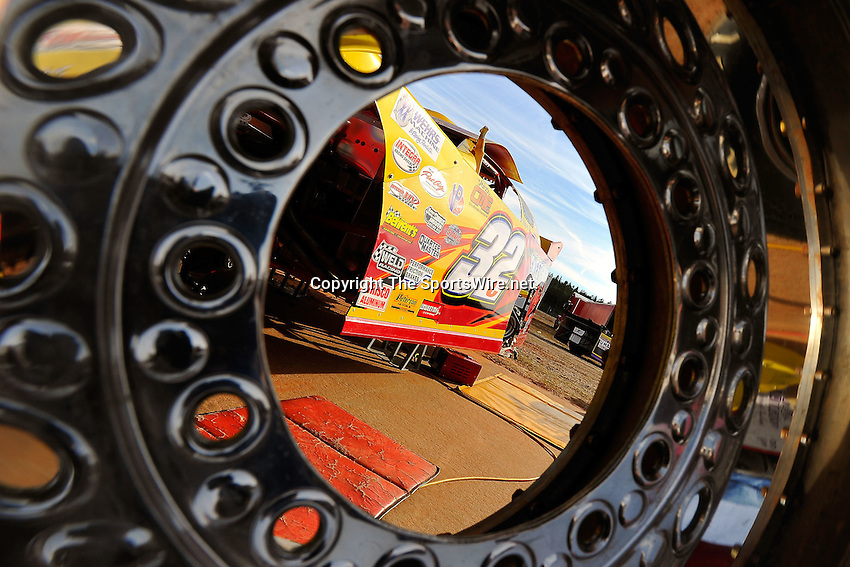 Jan 28, 2010; 3:42:36 PM; Waynesville, GA., USA; The Southern All Stars Racing Series running The Super Bowl of Racing VI at Golden Isles Speedway.  Mandatory Credit: (thesportswire.net)