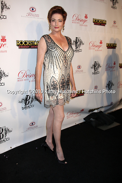 LOS ANGELES - SEP 11:  Carolyn Hennesy attends The Brent Shapiro Foundation For Alcohol and Drug Awareness Summer Spectacular 2010 Event at Private Estate on September 11, 2010 in Beverly Hills, CA