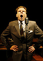 Round The Horne Revisited with Robin Sebastian as Kenneth Williams, opens at the Venue 22/1/04 CREDIT Geraint Lewis