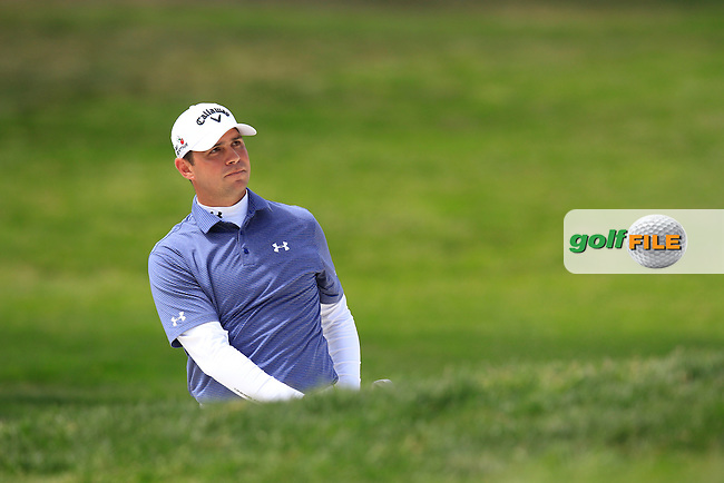Gary WOODLAND (USA)  during the final round of the WGC Cadillac Matchplay championship, TPC Harding Park, 99 Harding Road, San Francisco, CA 94132, United States. 03/05/2015<br /> Picture Fran Caffrey, www.golffile.ie