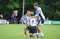 KAATSEN: BERLIKUM: 23-06-2013, Heren Hoofdklasse, Menno van Zwieten, Hans Wassenaar, Folkert v.d. Wei, ©foto Martin de Jong