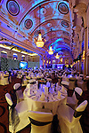 Room layout for the National Drink Distributors Awards 2011, Grand Connaught Rooms, London