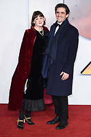 """Heidi Thomas and Stephen McGann<br /> arriving for the Royal Film Premiere of """"1917"""" in Leicester Square, London.<br /> <br /> ©Ash Knotek  D3543 04/12/2019"""