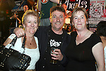 Rosemary McAleer, Paddy McQuillan and Elaine Sweeney at the fundraiser for Tadhg Sheridan in McPhails...Photo NEWSFILE/Jenny Matthews.(Photo credit should read Jenny Matthews/NEWSFILE)....This Picture has been sent you under the condtions enclosed by:.Newsfile Ltd..The Studio,.Millmount Abbey,.Drogheda,.Co Meath..Ireland..Tel: +353(0)41-9871240.Fax: +353(0)41-9871260.GSM: +353(0)86-2500958.email: pictures@newsfile.ie.www.newsfile.ie.FTP: 193.120.102.198.