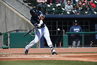 NWA Democrat-Gazette/J.T. WAMPLER Image from the Naturals' 4-0 win over San Antonio Tuesday April 10, 2018 at Arvest Ballpark in Springdale.