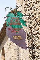 domaine du vieux calcernier chateauneuf du pape rhone france