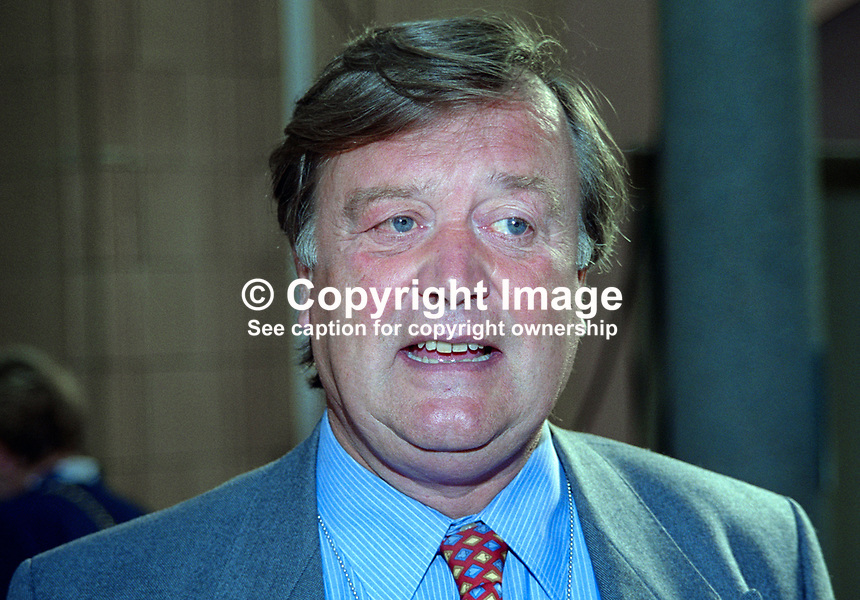 Kenneth Clarke, MP, Conservative Party, UK, 199910069.<br />