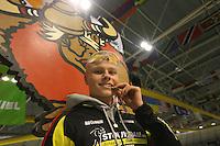 SCHAATSEN: HEERENVEEN: IJsstadion Thialf, 10-03-2007, VikingRace, Koen Verweij (NED), ©foto Martin de Jong