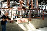 St. George Spirits Distillery in Alameda, Calif.