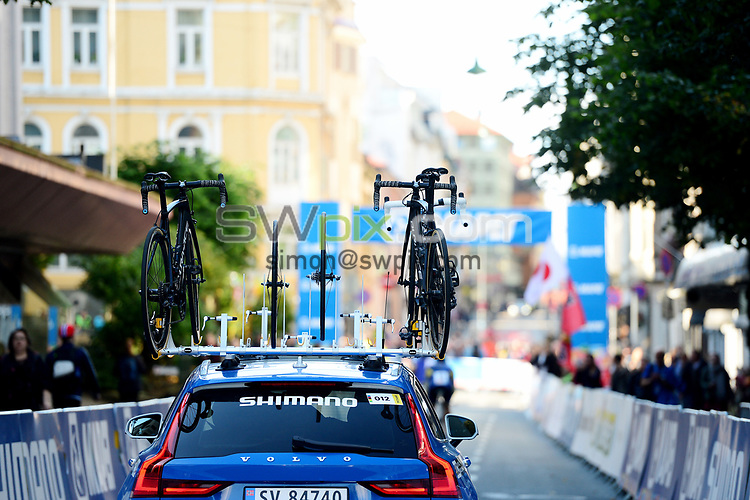 Picture by Simon Wilkinson/SWpix.com - 18/09/2017 - Cycling UCI 2017 Road World Championships Bergen Norway - ITT Individual Time<br />