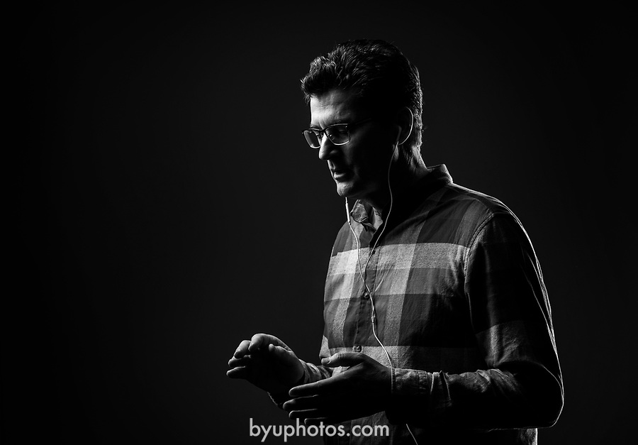 _RE_9286<br /> <br /> 1701-16 Secular Hymns<br /> <br /> Photos with Steve Thomsen and Quint Randle<br /> <br /> December 9, 2016<br /> <br /> Photography by Nate Edwards/BYU<br /> <br /> © BYU PHOTO 2016<br /> All Rights Reserved<br /> photo@byu.edu  (801)422-7322