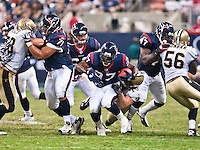 Aug. 20, 2011 --Houston Texans vs New Orleans Saints