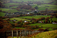 2017 10 31 Llanggamarch Wells, Powys, Wales, UK