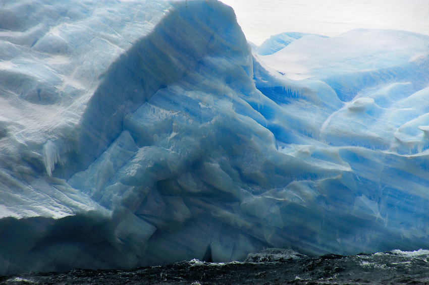 Blue Ice III - Along the Antarctic Sound