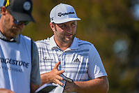 Jon Rahm (ESP) prepares to tee off on 17 during 3rd round of the World Golf Championships - Bridgestone Invitational, at the Firestone Country Club, Akron, Ohio. 8/4/2018.<br /> Picture: Golffile | Ken Murray<br /> <br /> <br /> All photo usage must carry mandatory copyright credit (© Golffile | Ken Murray)