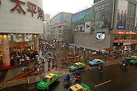 "The all new and modern city centre of Chengdu, China. Chengdu is the capital of China's most populous province, land-locked Sichuan. The capital city is seeing massive investment of capital as it has modelled itself as the gateway to the western China which the Chinese government are trying to encourage invetement with its ""Go West"" campaign.."