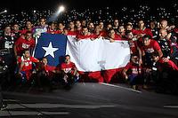 Selección Chilena 2013 Chile vs Ecuador