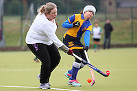 Upminster HC Ladies 4th XI vs Waltham Forest HC Ladies 4th XI 31-01-15